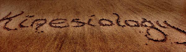 kinesiology sand